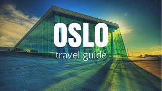 OSLO Travel Guide, 5 best places in oslo norway !!