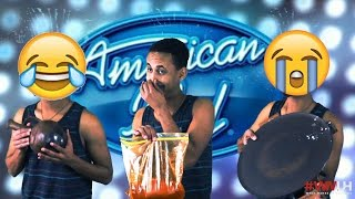 Eritrean guy goes to American idol (Very funny)