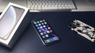 Детальный обзор нового iPhone XR в LIVE + УЖЕ БРАК!