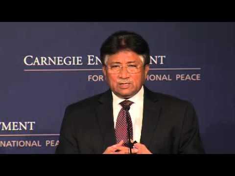 Pervez Musharraf on U.S.–Pakistan Relations
