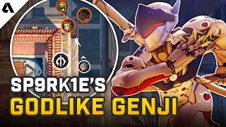 Sp9rk1e's Godlike Genji - Pro Overwatch Micro Plays