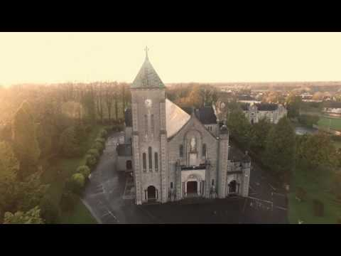 Town Of Edenderry, Co Offaly, Ireland