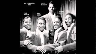 Listen To My Plea-Flamingos-1954-Chance.wmv