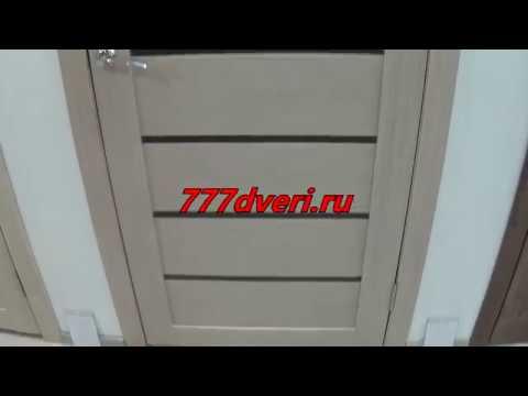 777dveri.ru Омск Гринвуд-1 (капучино) межкомнатная дверь