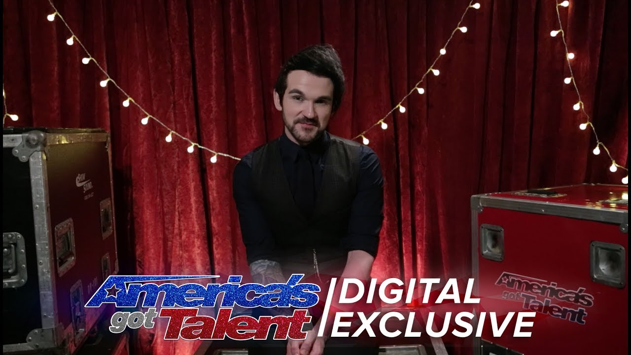 Americas got talent 2017 mind reader - Colin Cloud The Real Life Sherlock Holmes Recalls His Performance America S Got Talent 2017