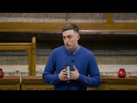 TEDx GrangeGorman - Lewis Kenny