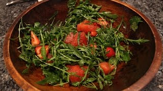 Fruit And Arugula Salad - Orsararecipes