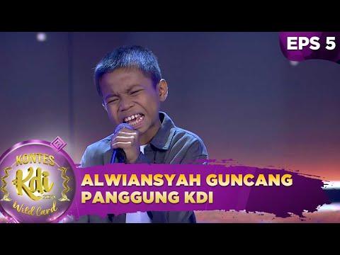 Alwiansyah Guncang Panggung KDI [AISYAH, SAHABAT YANG HILANG] - Wildcard Kontes KDI 2020 (31/8) indir