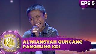 Download Alwiansyah Guncang Panggung KDI [AISYAH, SAHABAT YANG HILANG] - Wildcard Kontes KDI 2020 (31/8)