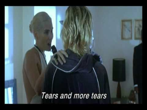 Pas ce soir  Emmanuelle Seigner  s Backstage lesbian film