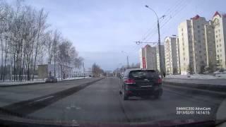 Поездки по ... Рыбинску. # 1