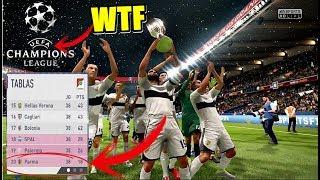 EQUIPO DE SEGUNDA DIVISIÓN JUGARÁ LA CHAMPIONS LEAGUE!!! ¿WTF? | FIFA 18