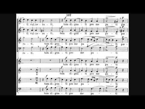 G.P. da Palestrina - Stabat Mater