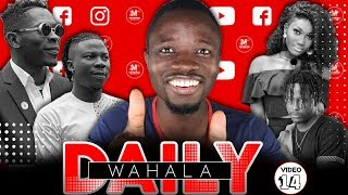 Shatta Wale and Stonebwoy reUnited, Wendy Shay Snubbed! Magraheb Daily Wahala