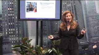 Extreme Networks Presentation at NXTcomm 2007 (Emilie Barta, Trade Show Presenter)