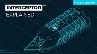 Explaining the Interceptor | Cleaning Rivers | The Ocean Cleanup