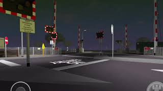 More Roblox UK Level Crossing I Visited!