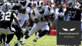 John Kelly vs. Chase Edmonds: Which handcuff RB has more upside in fantasy football?
