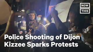 Police Shooting of Dijon Kizzee Sparks Protests in Los Angeles   NowThis