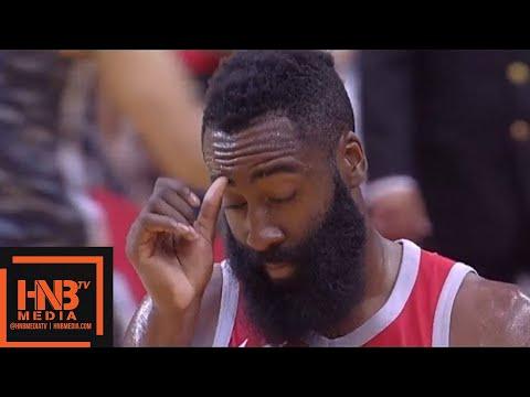 Houston Rockets vs San Antonio Spurs 1st Half Highlights / March 12 / 2017-18 NBA Season