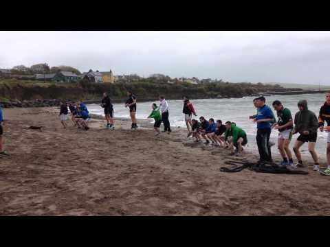 Team & Group Beach Bootcamp