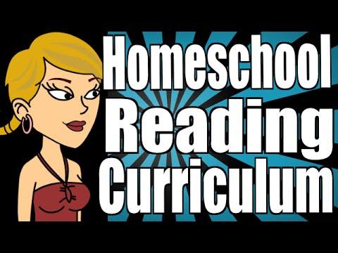 Best Homeschool Reading Curriculum - YouTube