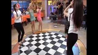 Greek Music - Sexy Greek Girls Dancing . . . !!! Greek Fun . . . !!! (1)