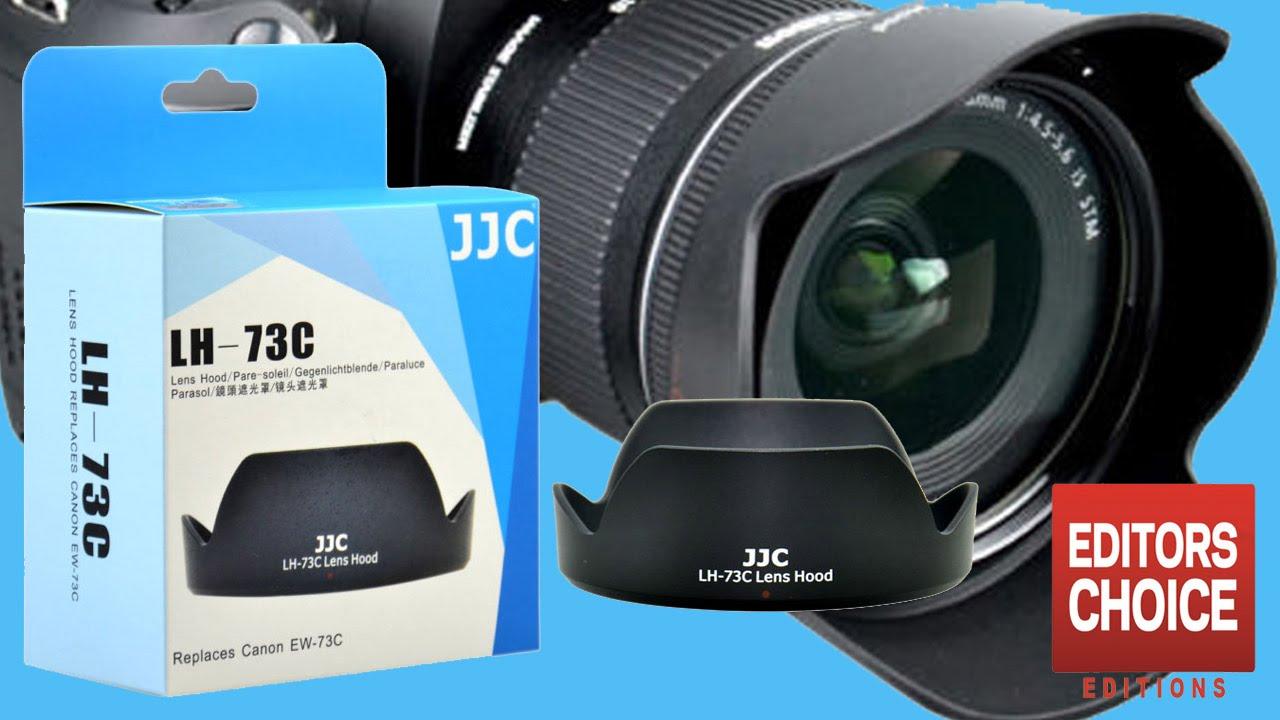 Camera, Photo & Video Canon Lens Hood EW-73C Lens Hoods