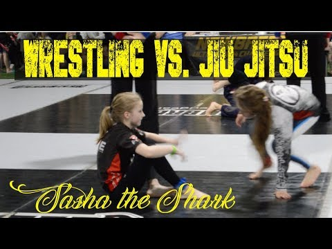 Jiu Jitsu Girl Vs Girl at Newbreed Cincinnati