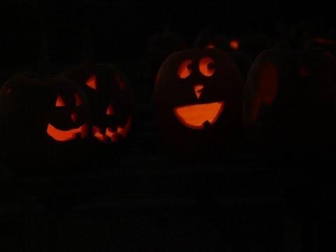 Halloween pompoenworkshop - Landgoed de Olmenhorst