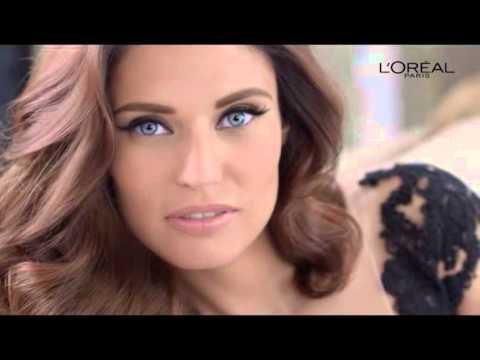 locucion tv excellence leyendas castaos loreal youtube - Sophia Loren Hair Color