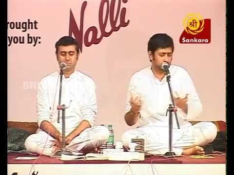 Bhakthi Sangeeth Utsav 2015 l Carnatic Music Concert | Trichur brothers l Carnaticworld