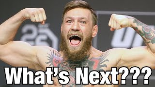 Conor McGregor: What's Next? | UFC 257 Highlights