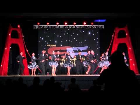 Just Couture at San Francisco Salsa Congress 2013
