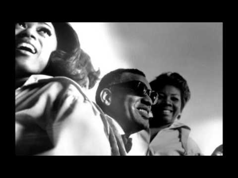 """Ray Charles et Clydie King vocal """"Ode to Billie Joe"""" (live)"""