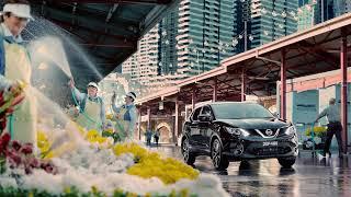 Nissan QASHQAI – Sunday morning market TV Commercial 2016
