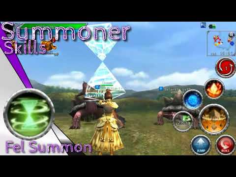 Avabel Online : New Class Summoner!