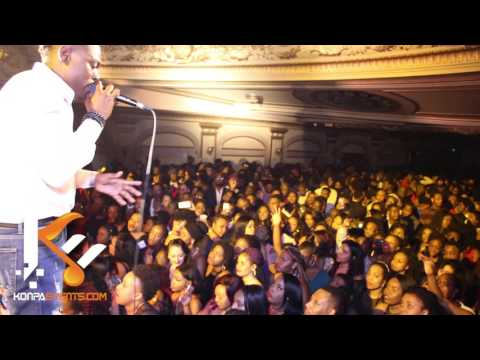 Harmonik -  Pap Negosye Live @ Theater Rialto in Montreal [ Feb 11/17 ]