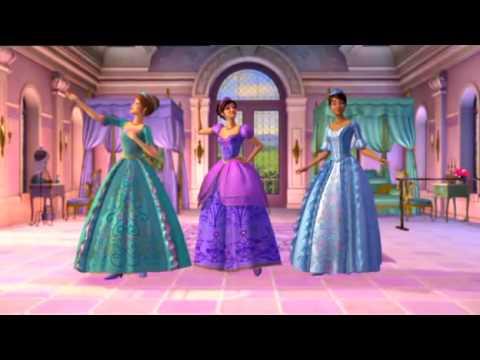HD Alle Fr Eine  Barbie und die 3 Musketiere  YouTube