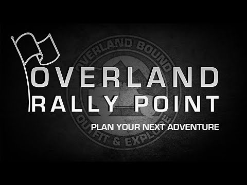 Free Overland Trip & Event Planner