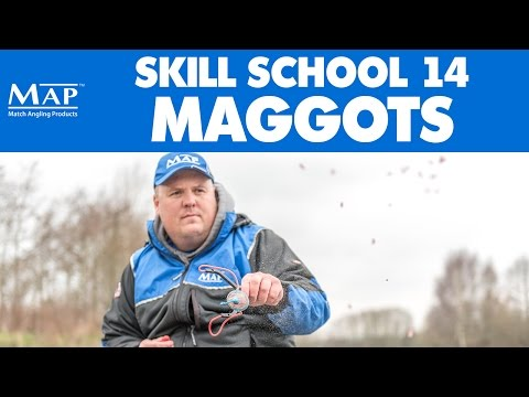 Skill School... Part 14: Maggot Fishing