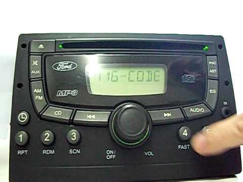 Como digitar código Rádio Original da Ecosport  modelo CCL Fabricado pela Visteon .