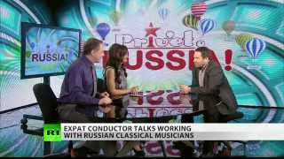 Moscow Symphony Orchestra | Arthur Arnold | Russia Today