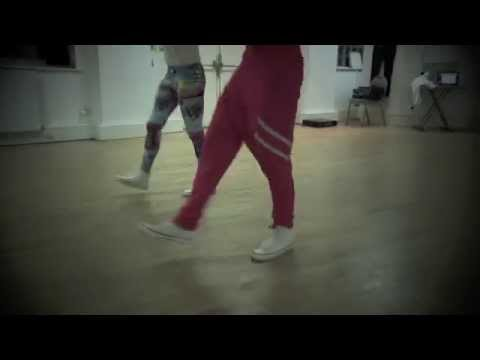 House freestyle & streetdance video produced by DV8 urban clothing