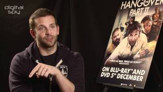 Bradley Cooper on the Hangover Part II and trilogy