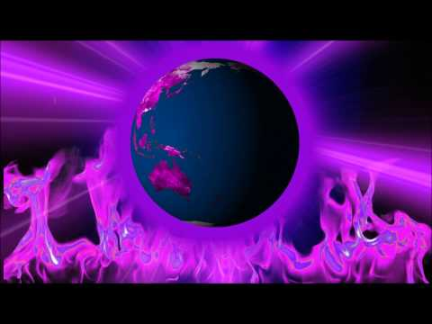Earth is a planet of Violet Fire... Earth is the purity God desires