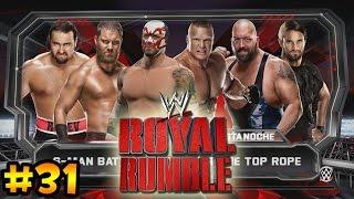 WWE 2K15 -El Debut en RAW  y el 619 - La dura Clasificación a Royal Rumble