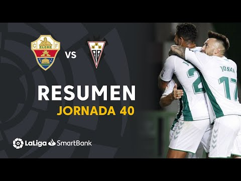 Elche Albacete Goals And Highlights