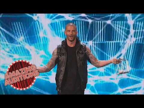 America's Got Talent 2016 -  Finals Guest Performances - The Illusionists - Amazing Magic Stunts