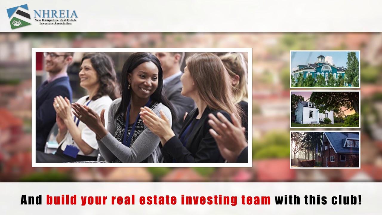 NHREIA | New Hampshire Real Estate Investors Association